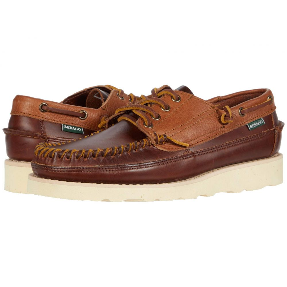 セバゴ Sebago メンズ デッキシューズ シューズ・靴【Seneca】Brown Cinnamon