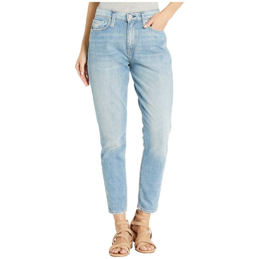ハドソンジーンズ Hudson Jeans レディース ジーンズ・デニム ボトムス・パンツ【Bettie High-Rise Taper Jeans in Push It】Push It