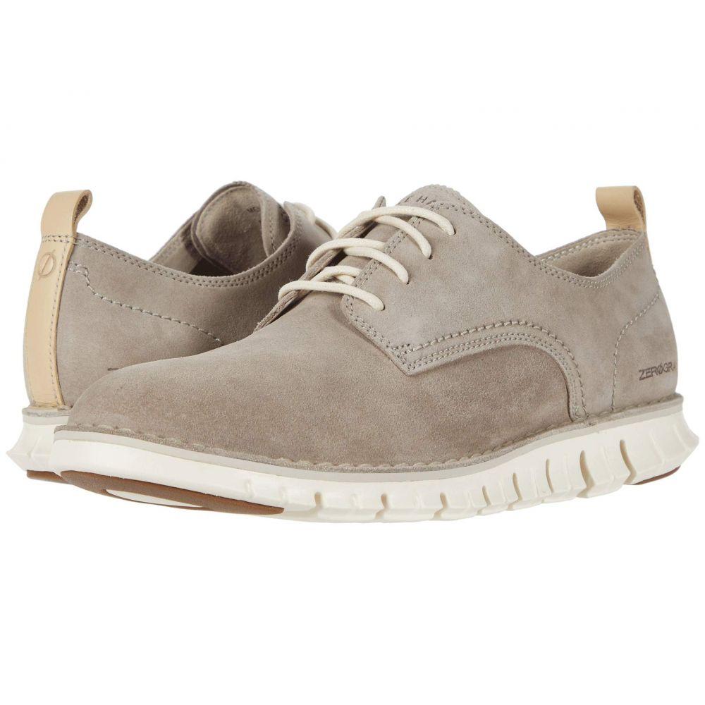 コールハーン Cole Haan メンズ スニーカー シューズ・靴【Zerogrand Stitchout Oxford】Gray Suede/Ivory