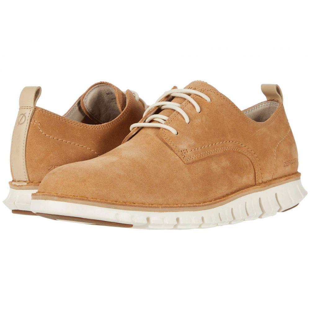 コールハーン Cole Haan メンズ スニーカー シューズ・靴【Zerogrand Stitchout Oxford】Amphora Suede/Ivory