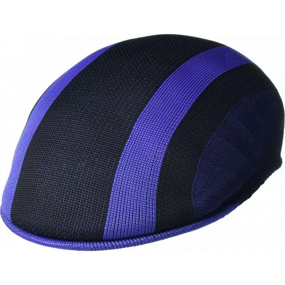 カンゴール Kangol レディース 帽子 【Sym Stripe 504】Black