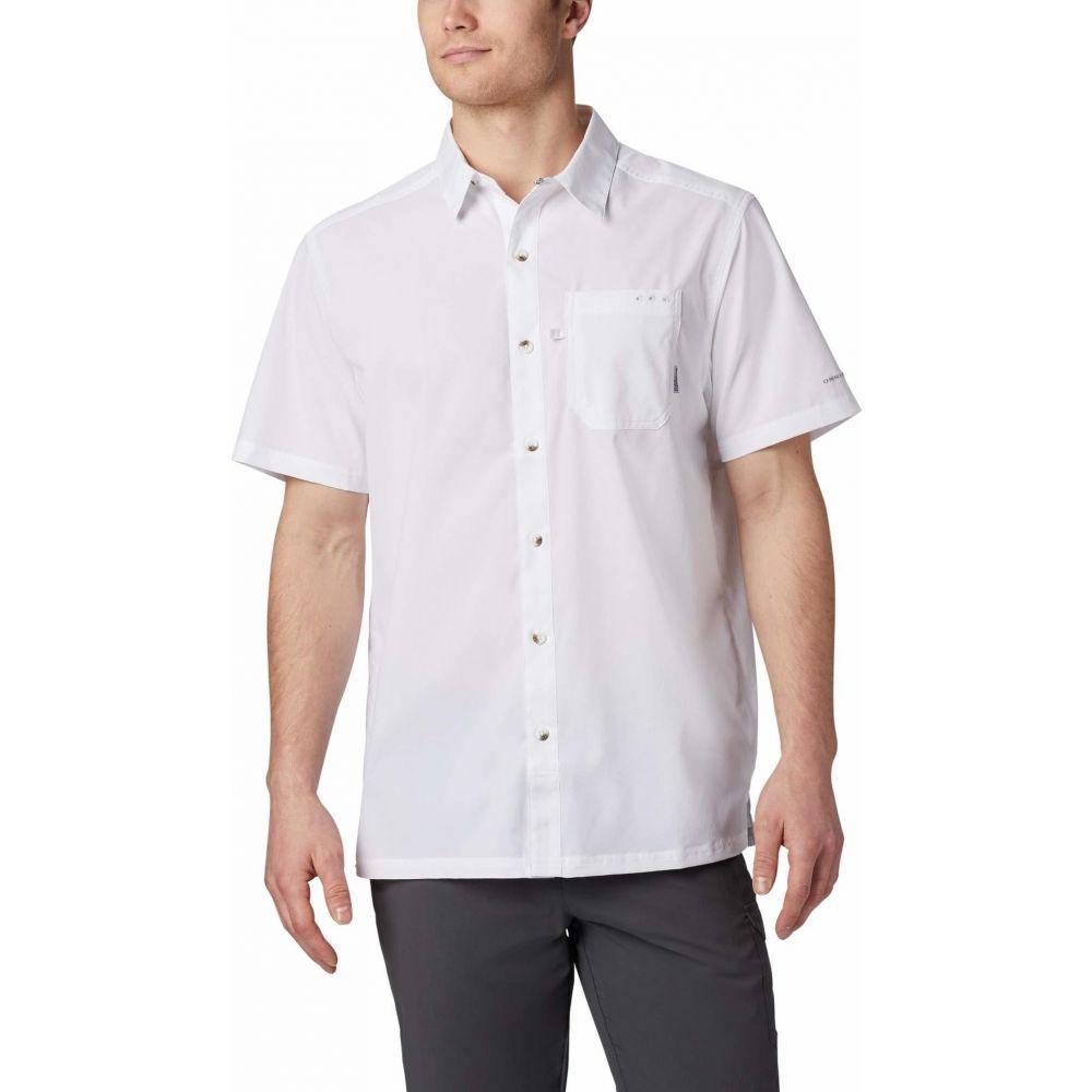 コロンビア Columbia メンズ シャツ トップス【Slack Tide(TM) Camp Shirt】White