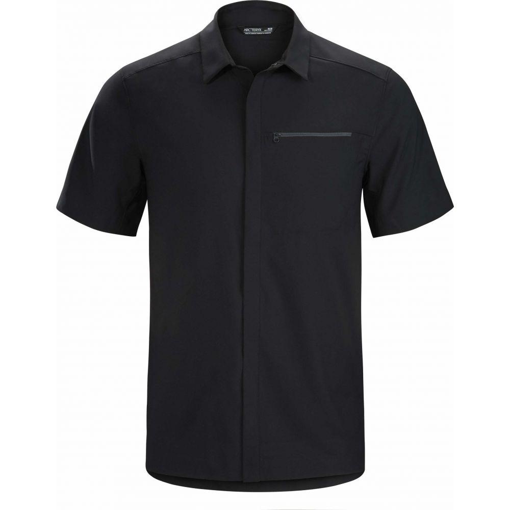 アークテリクス Arc'teryx メンズ 半袖シャツ トップス【Skyline Short Sleeve Shirt】Black