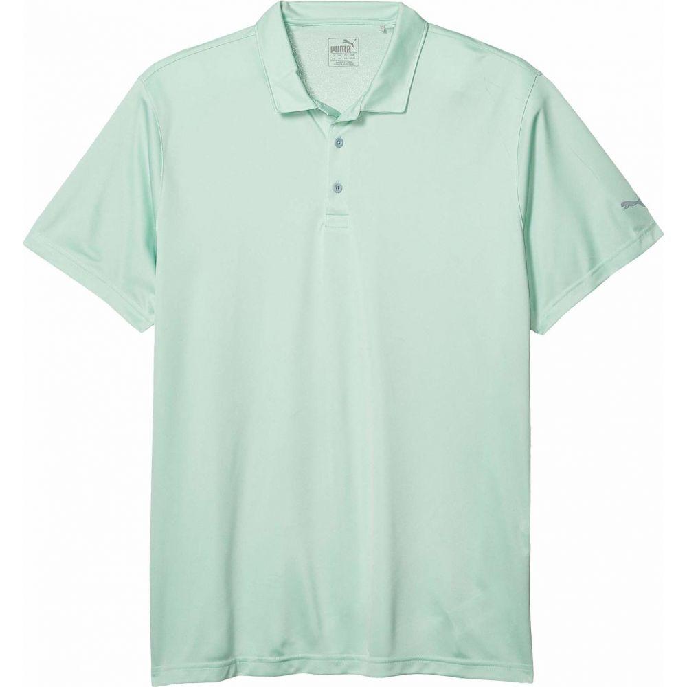 プーマ PUMA Golf メンズ ポロシャツ トップス【Rotation Polo】Mist Green