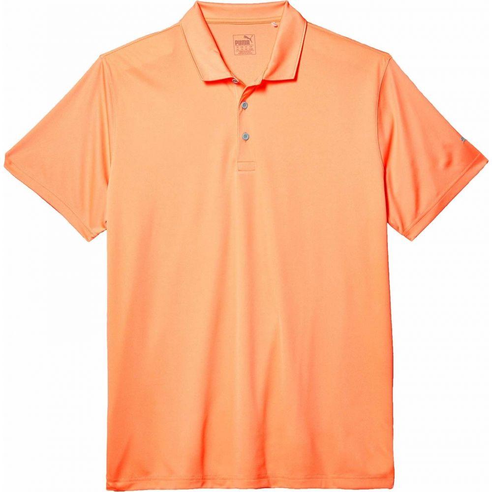 プーマ PUMA Golf メンズ ポロシャツ トップス【Rotation Polo】Cantaloupe
