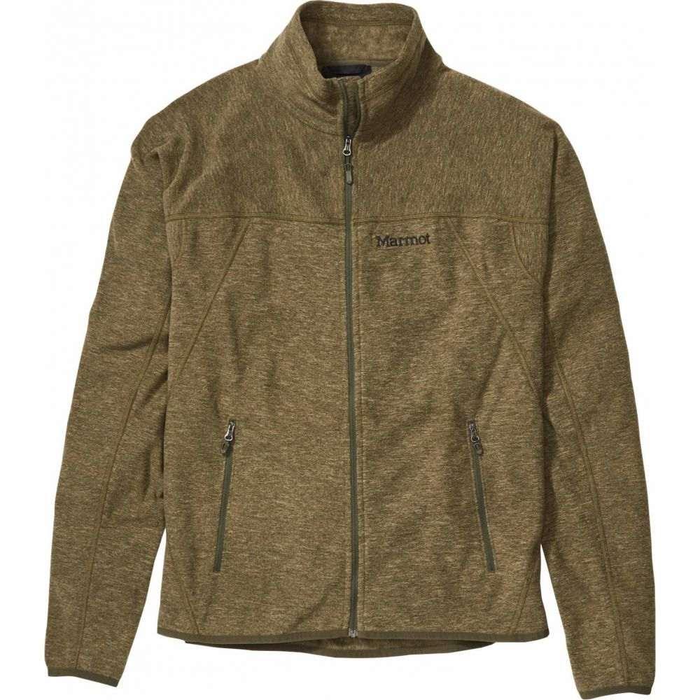 マーモット Marmot メンズ フリース トップス【Pisgah Fleece Jacket】Nori