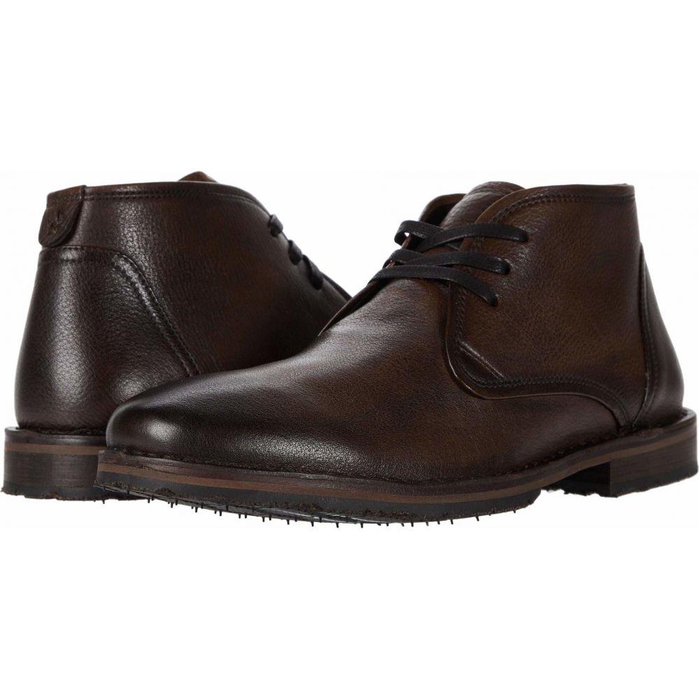 ジョン バルベイトス John Varvatos メンズ ブーツ チャッカブーツ シューズ・靴【Portland Chukka】Espresso