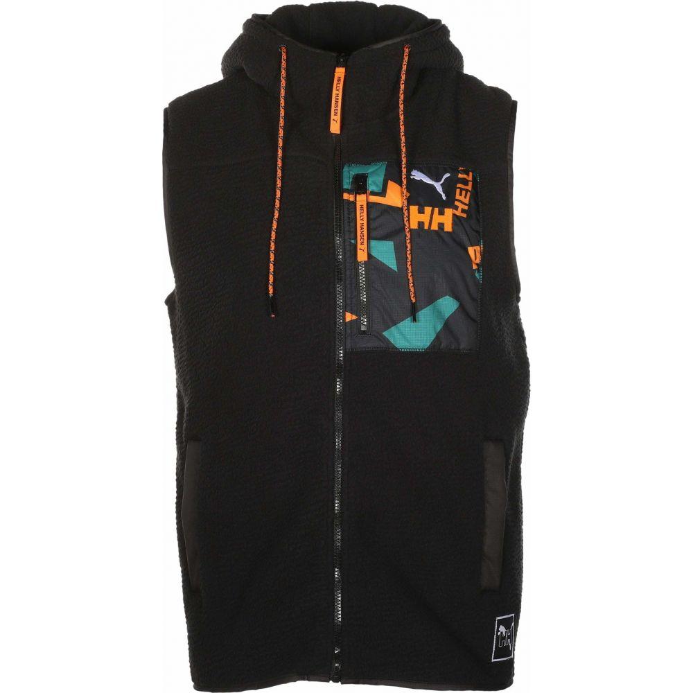 プーマ PUMA メンズ ベスト・ジレ トップス【X Helly Hansen Vest】Black