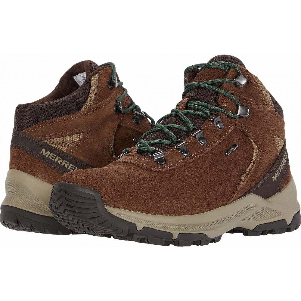 メレル メンズ ハイキング 登山 シューズ 格安SALEスタート 靴 Mid Earth Waterproof Erie おトク サイズ交換無料 Merrell