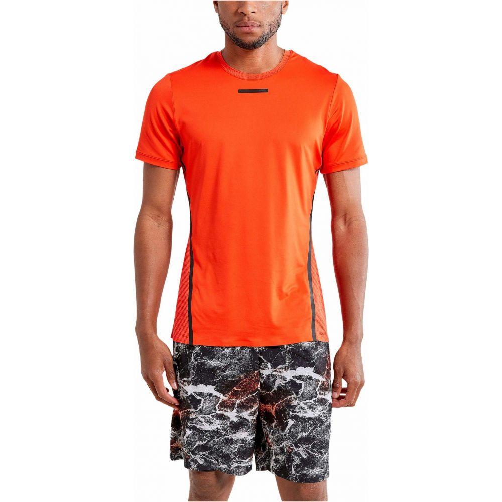 クラフト Craft メンズ Tシャツ トップス【Vent Mesh Short Sleeve Tee】Fiesta