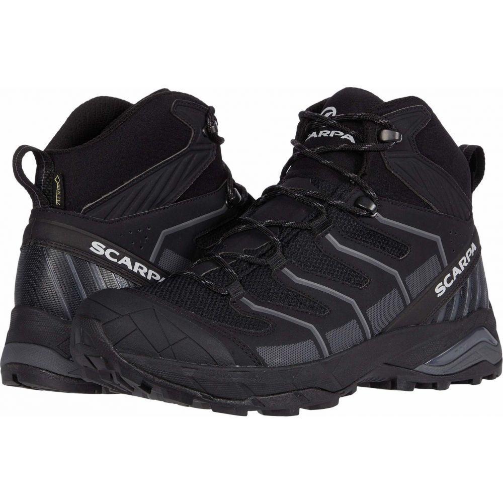 スカルパ メンズ ハイキング 登山 シューズ 靴 Black Scarpa Mid Maverick サイズ交換無料 全品最安値に挑戦 Grey GTX 出群