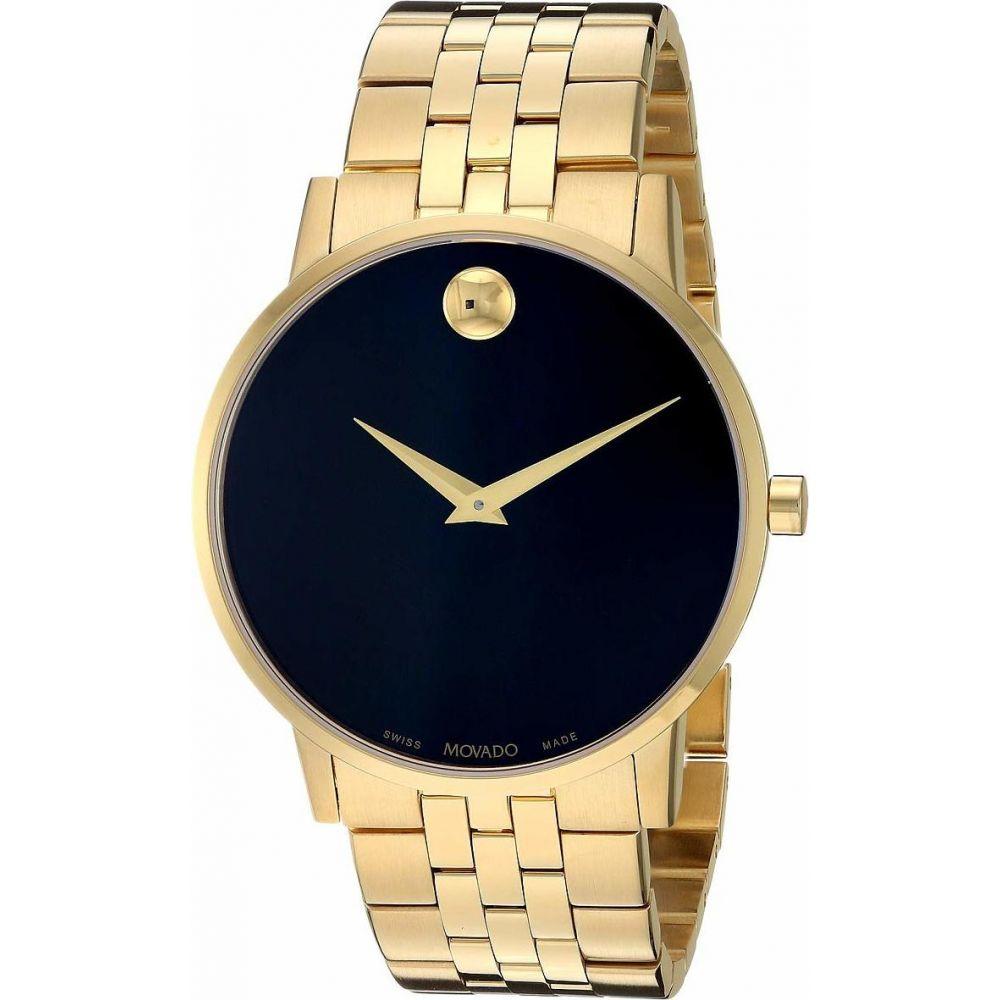 モバード Movado メンズ 腕時計 【Museum Classic - 0607203】