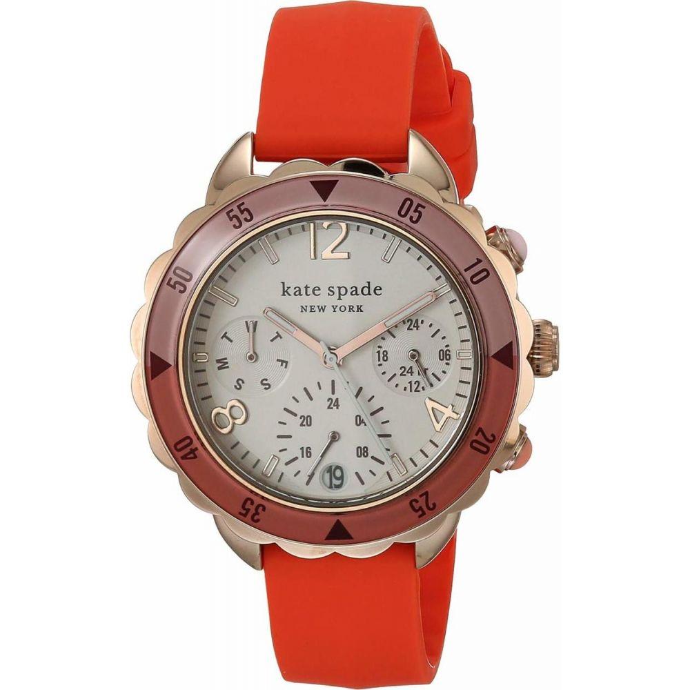 ケイト スペード Kate Spade New York レディース 腕時計 【Baywater Watch - KSW1611】Pink