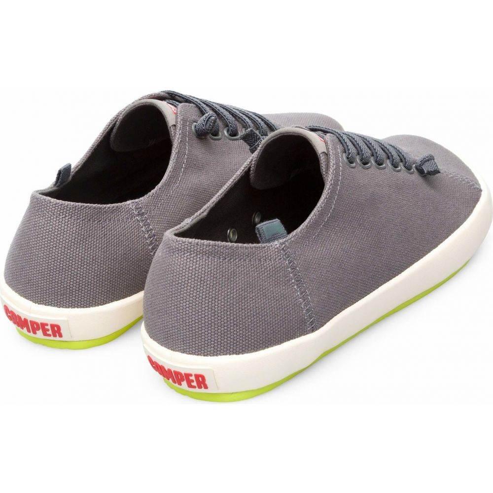 カンペール Camper メンズ スニーカー シューズ・靴【Peu Rambla Vulcanizado - 18869】Medium Grey