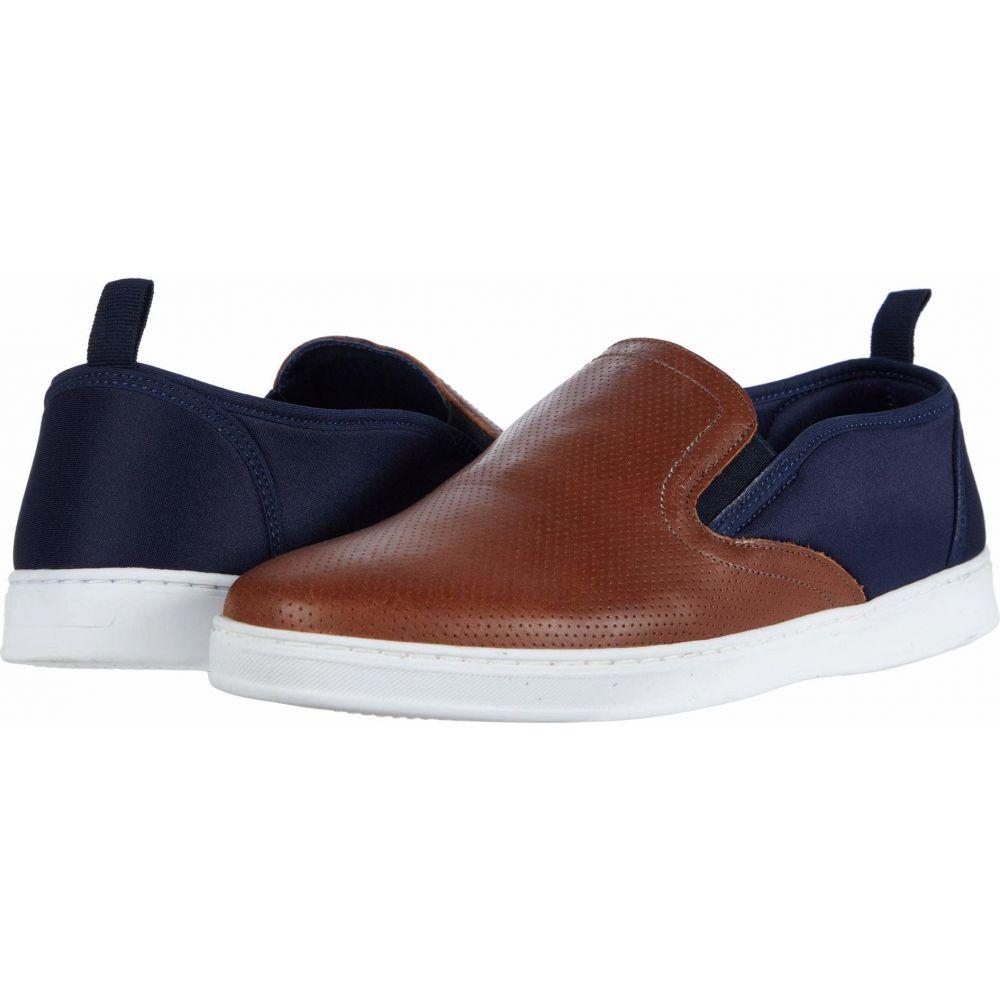パーク シティ ブーツ PARC City Boot メンズ スニーカー シューズ・靴【Pier】Cognac Punched Leather/Navy Neo