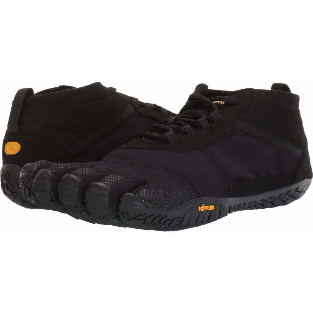 ビブラムファイブフィンガーズ Vibram FiveFingers メンズ ランニング・ウォーキング シューズ・靴【V-Trek】Black/Black