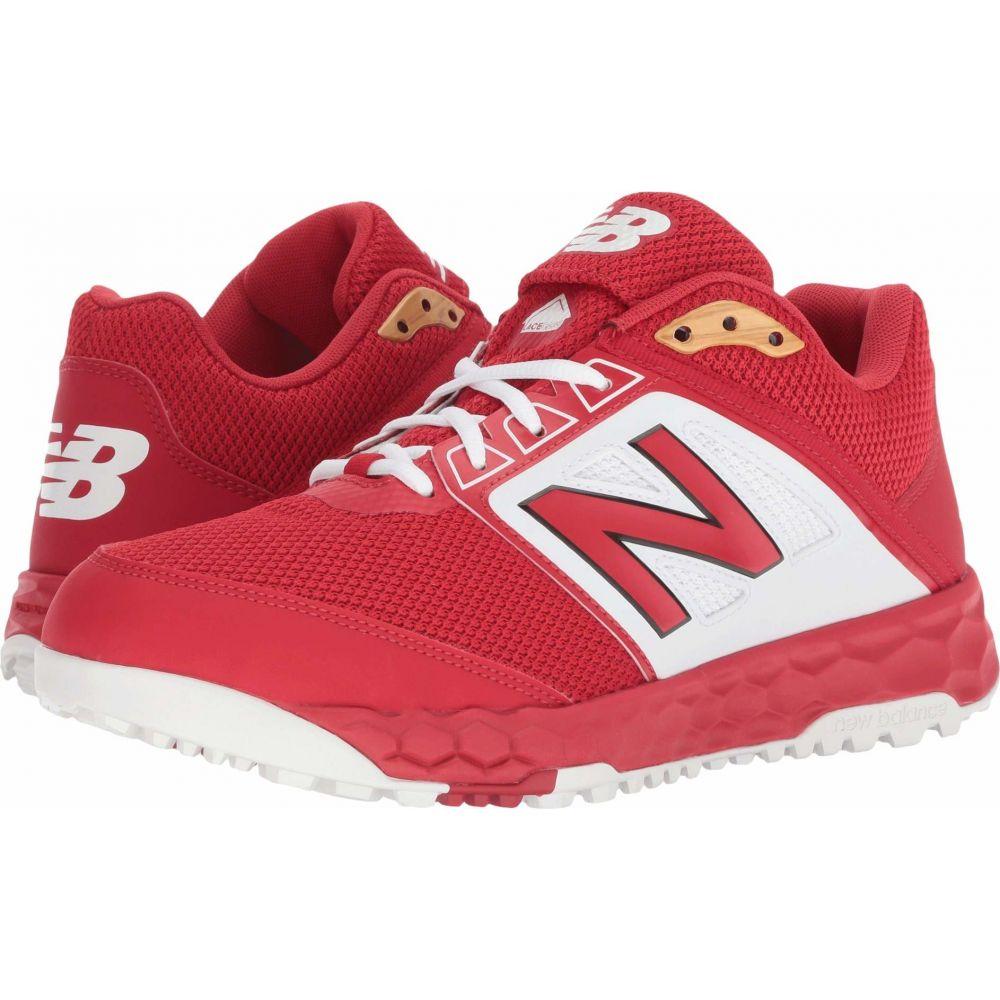 ニューバランス New Balance メンズ 野球 シューズ・靴【T3000V4 Baseball】Red/White