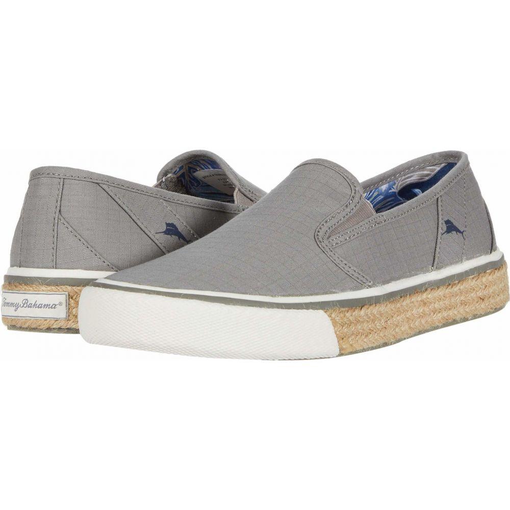 トミー バハマ Tommy Bahama メンズ スニーカー シューズ・靴【Pacific Palms】Grey Ripstop