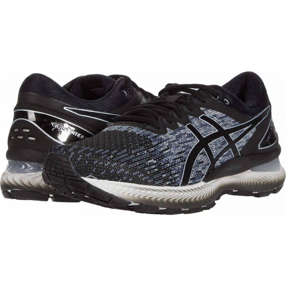 アシックス ASICS メンズ ランニング・ウォーキング シューズ・靴【GEL-Nimbus 22】Black/Black