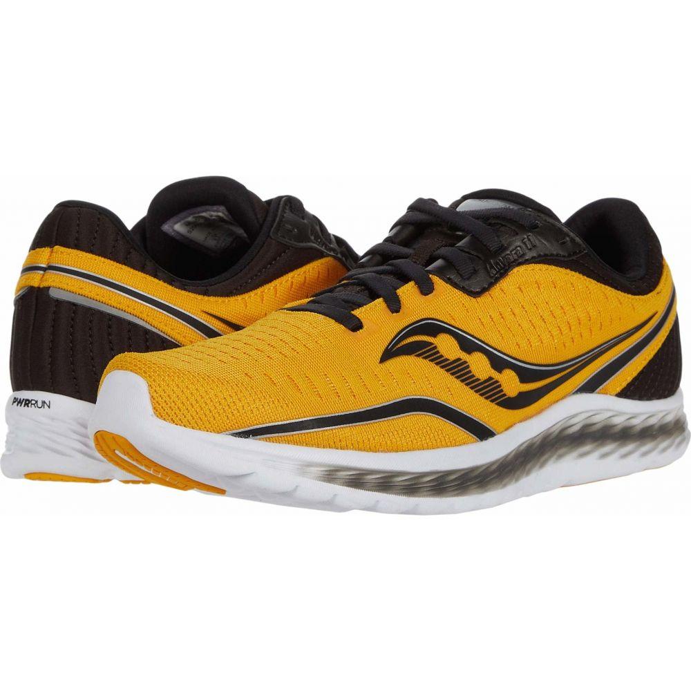 サッカニー Saucony メンズ ランニング・ウォーキング シューズ・靴【Kinvara 11】Yellow