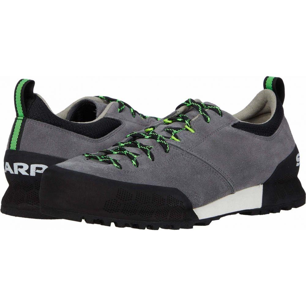スカルパ Scarpa メンズ ハイキング・登山 シューズ・靴【Kalipe】Smoke/Green Fluo