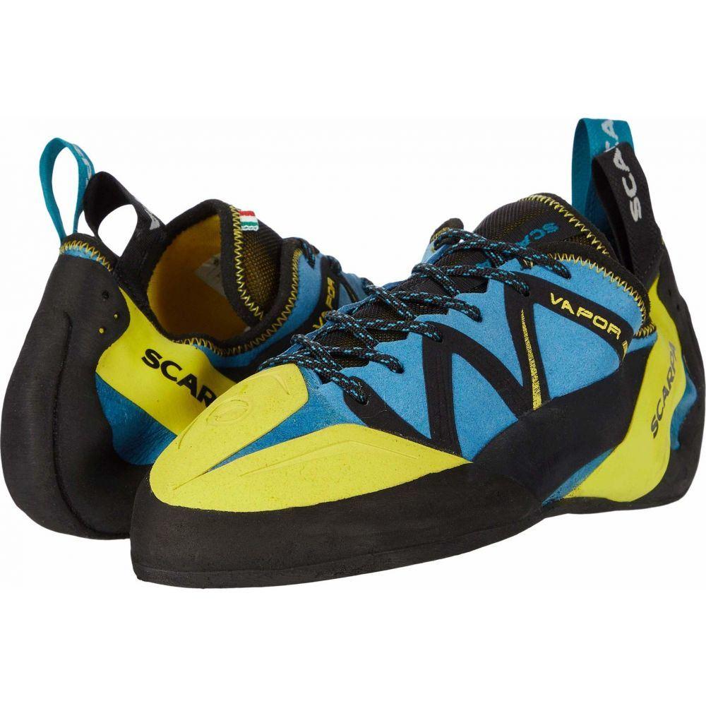 スカルパ Scarpa メンズ ハイキング・登山 シューズ・靴【Vapor】Blue/Yellow