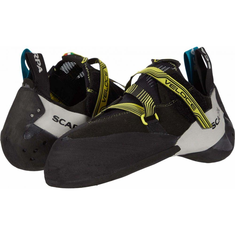 値引き スカルパ メンズ ハイキング 登山 シューズ 靴 サイズ交換無料 Black 引き出物 Veloce Yellow Scarpa
