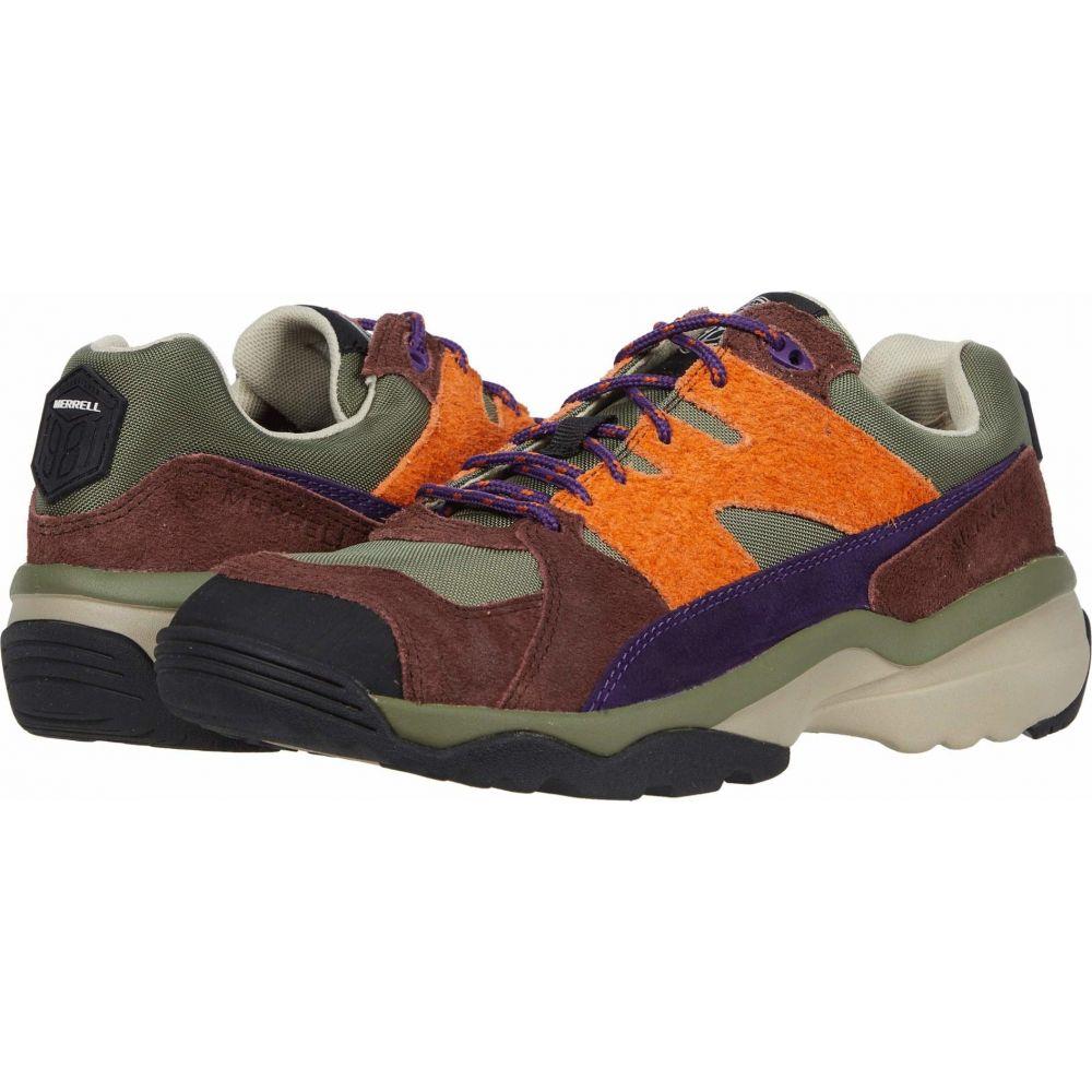 メレル Merrell メンズ ハイキング・登山 シューズ・靴【Boulder Range】Chocolate