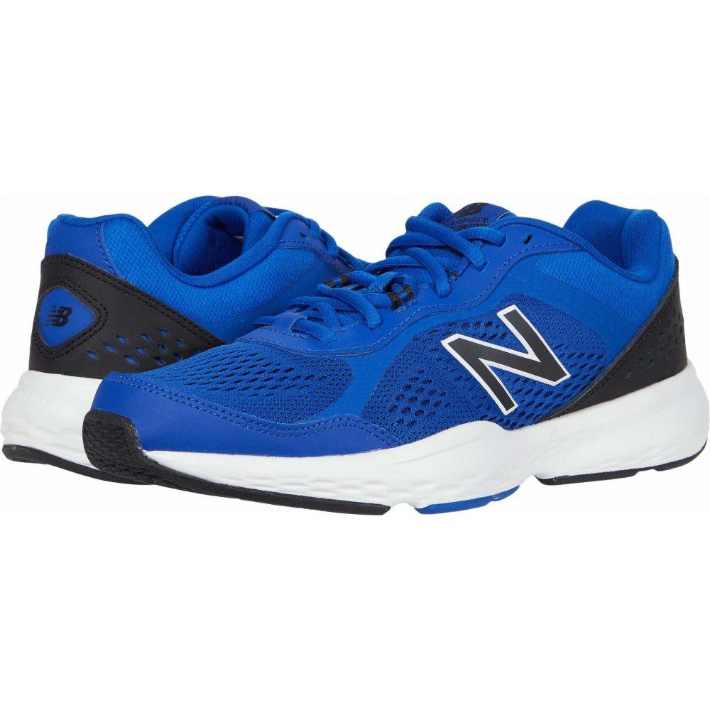 ニューバランス New Balance メンズ シューズ・靴 【517v2】Team Royal/Techtonic Blue/Black