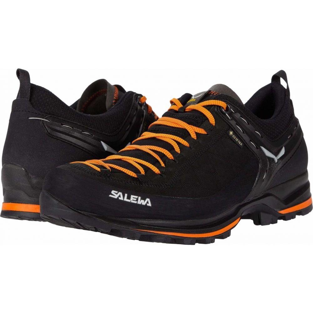 サレワ SALEWA メンズ ハイキング・登山 シューズ・靴【Mountain Trainer 2 GTX】Black/Carrot