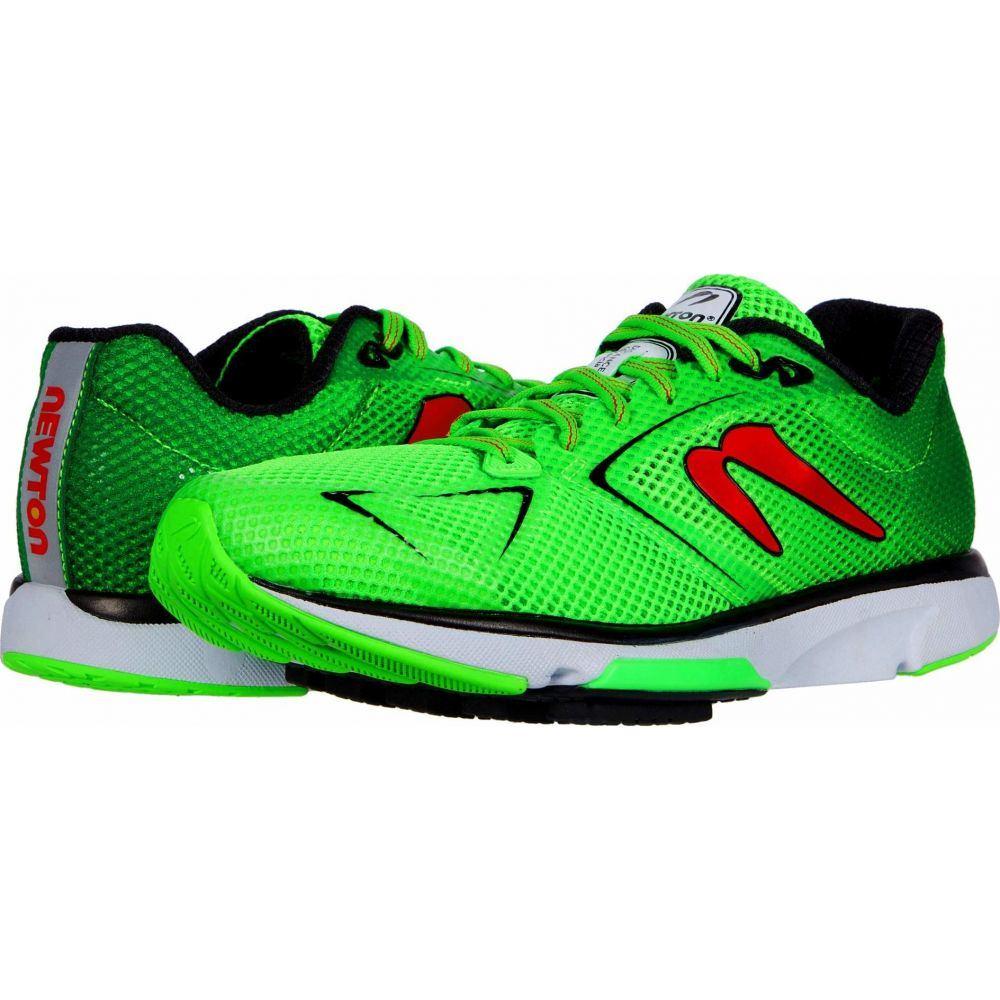 ニュートンランニング Newton Running メンズ ランニング・ウォーキング シューズ・靴【Distance S 9】Emerald/Red