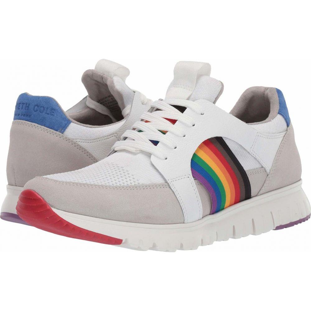 ケネス コール Kenneth Cole New York メンズ スニーカー シューズ・靴【Bailey Pride】White Multi