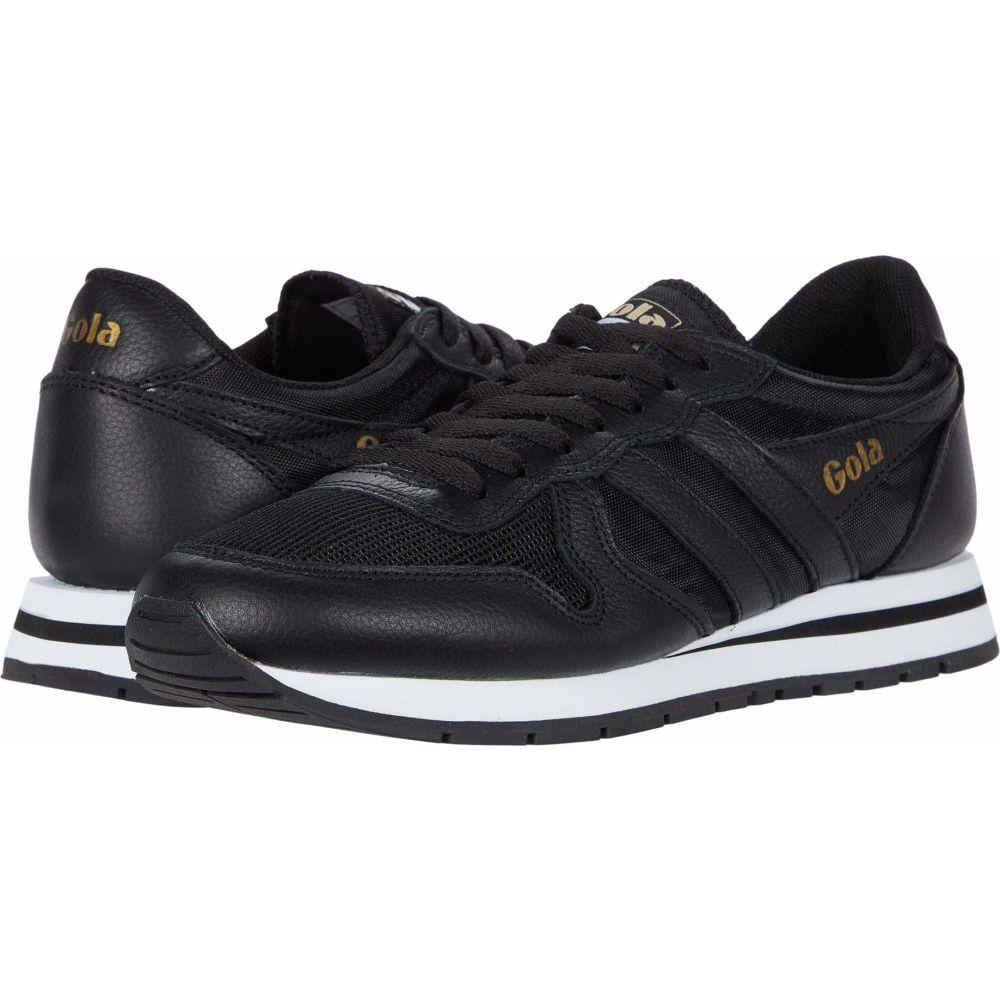 ゴーラ Gola メンズ スニーカー シューズ・靴【Daytona Leather】Black/Black