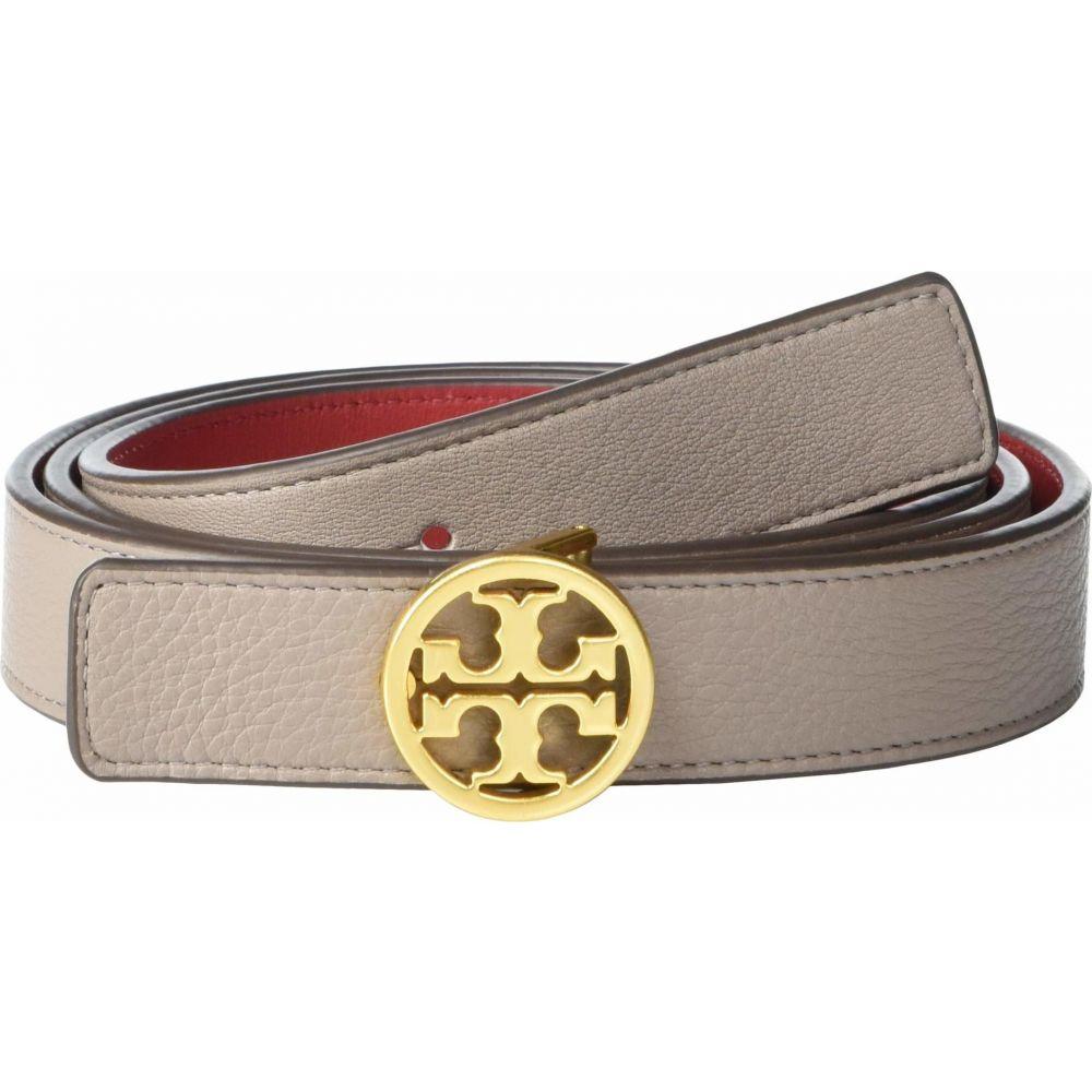 トリー バーチ Tory Burch レディース ベルト 【1' Reversible Logo Belt】