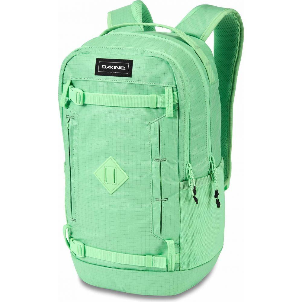 ダカイン Dakine レディース バックパック・リュック バッグ【URBN Mission 23L Backpack】Dusty Mint Ripstop