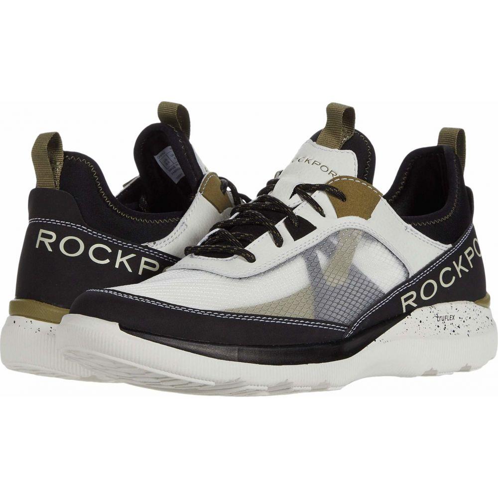 ロックポート Rockport メンズ スニーカー シューズ・靴【Truflex Hybrid M Mudguard Tie】Cotton Multi