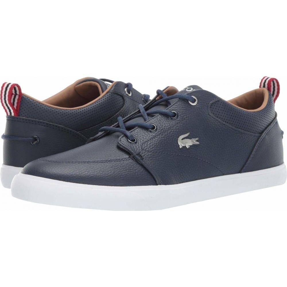 ラコステ Lacoste メンズ スニーカー シューズ・靴【Bayliss 119 1 U】Navy/White