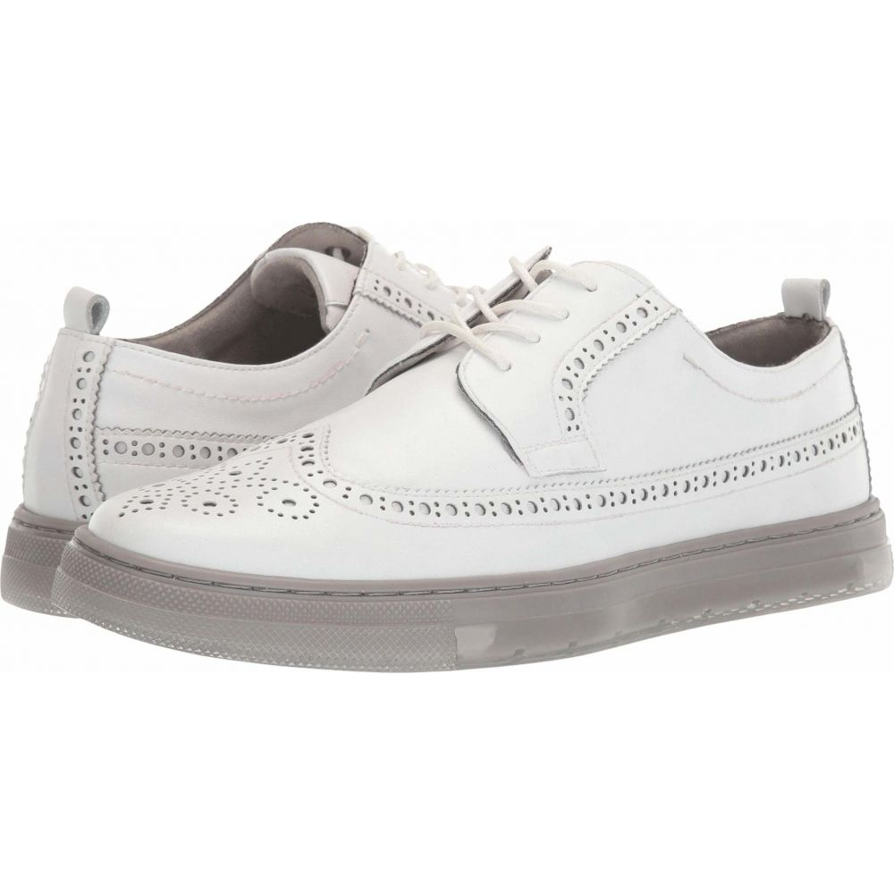 ケネス コール Kenneth Cole New York メンズ スニーカー メダリオン シューズ・靴【Colvin 2.0 Brogue Sneaker】White