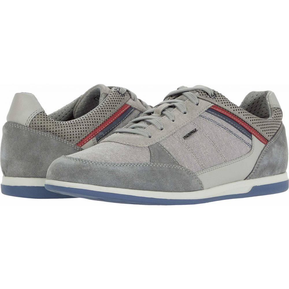 ジェオックス Geox メンズ スニーカー シューズ・靴【Renan】Grey