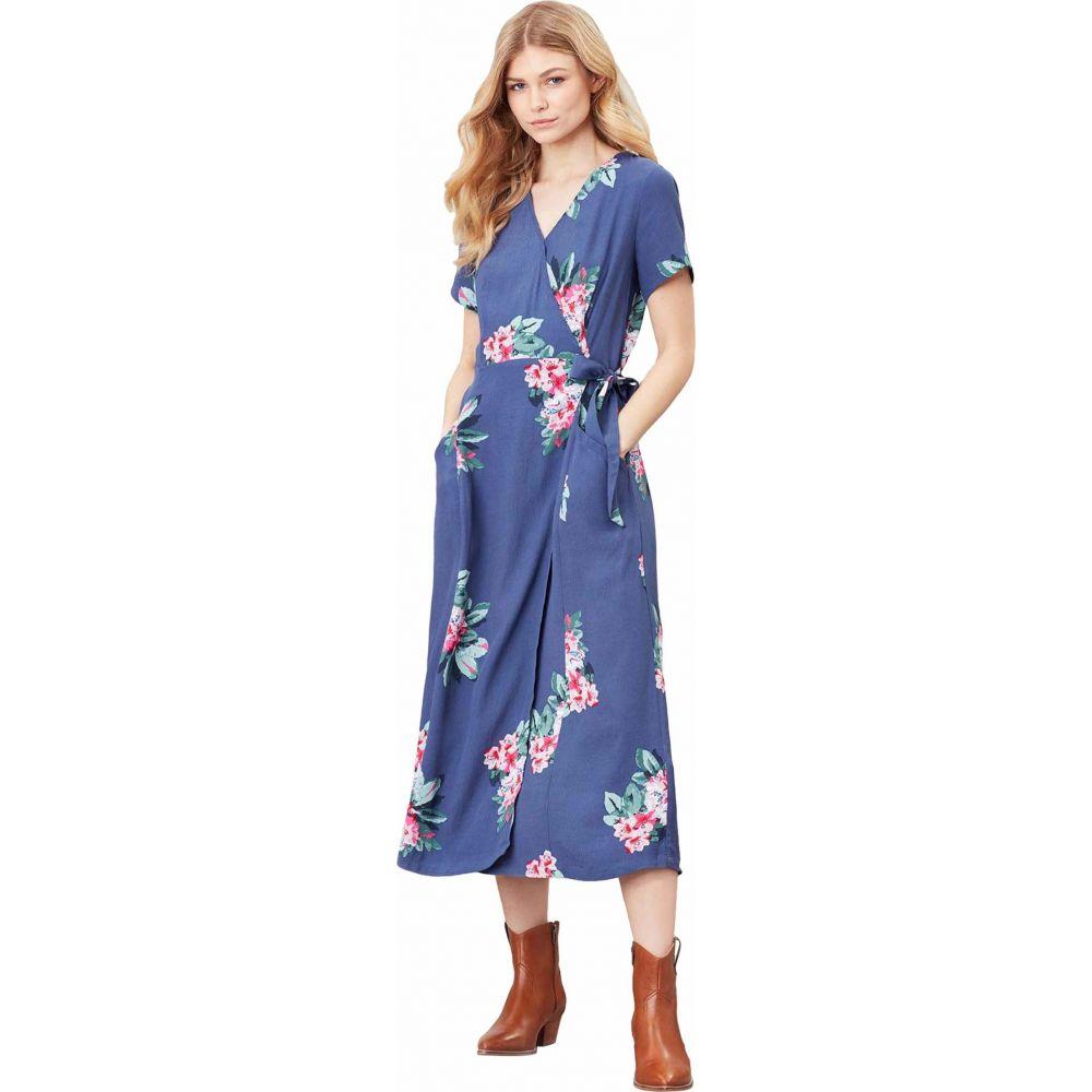ジュールズ Joules レディース ワンピース ワンピース・ドレス【Callie Print】Floral Blue