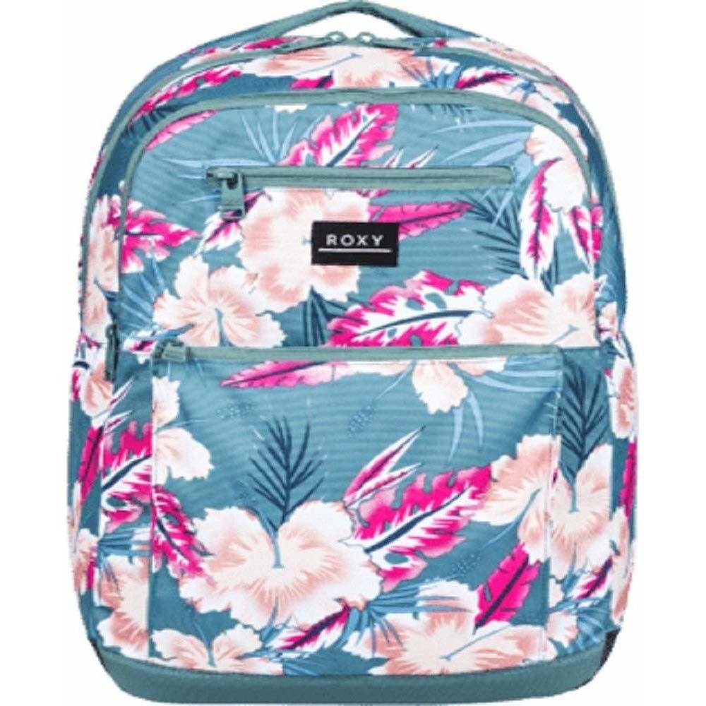 ロキシー Roxy レディース バックパック・リュック バッグ【Here You Are Backpack】North Atlantic Heritage Hawaiian