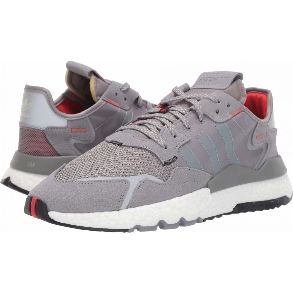 アディダス adidas Originals メンズ スニーカー シューズ・靴【Nite Jogger】Grey Three/Grey Three/Footwear White