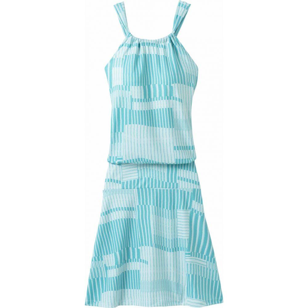 プラーナ Prana レディース ワンピース ワンピース・ドレス【Avore Dress】Azurite Wave