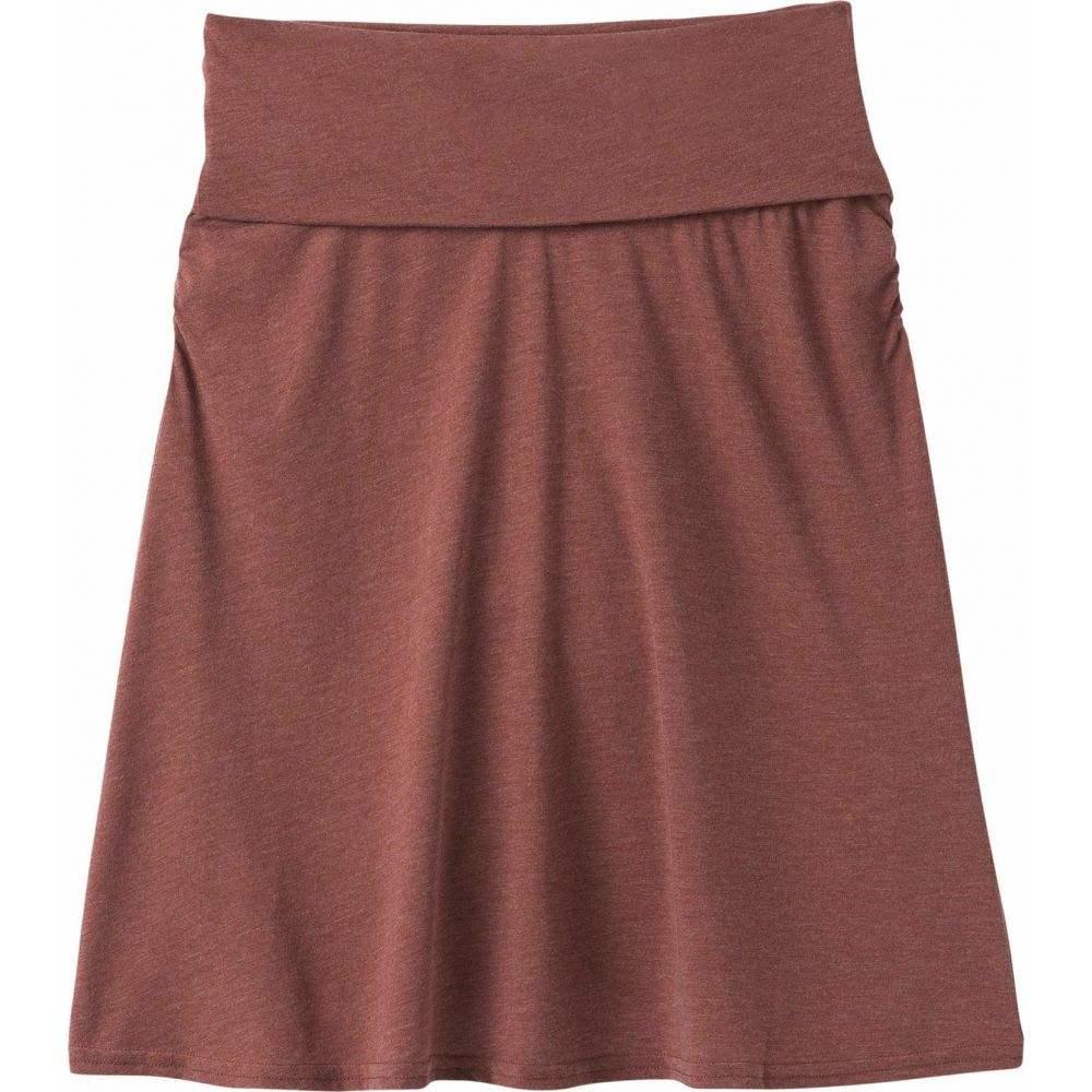 プラーナ Prana レディース スカート 【Valencie Skirt】Vino