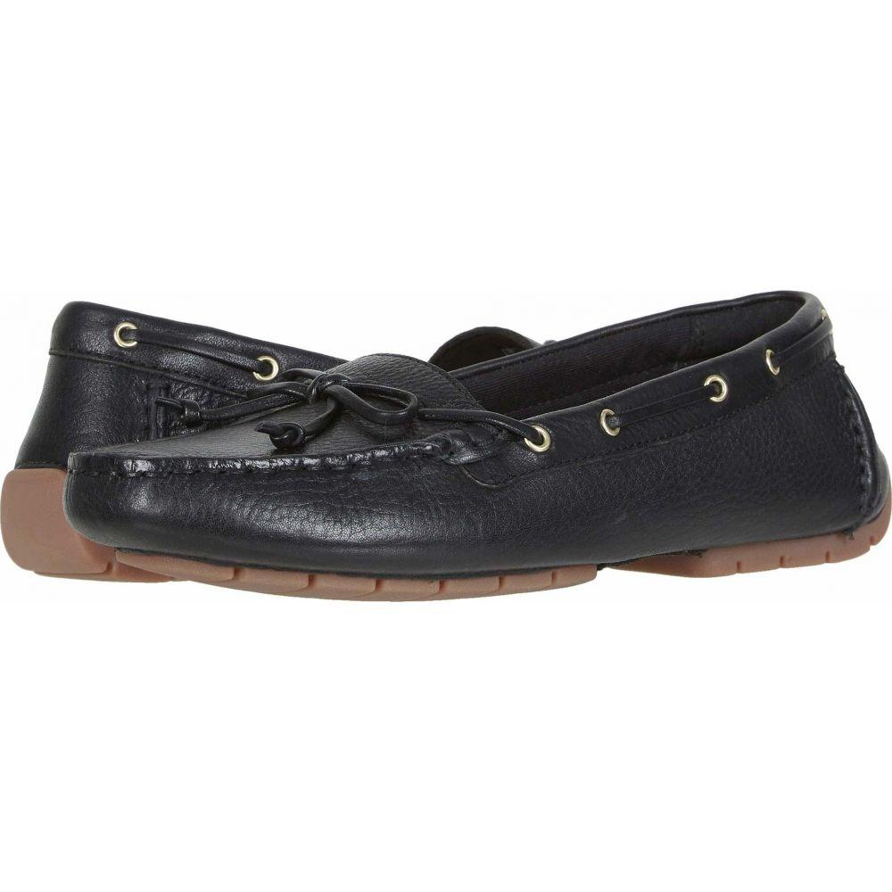 クラークス Clarks レディース シューズ・靴 【C Mocc Boat】Black Leather