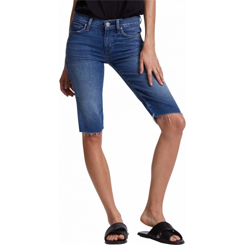 ハドソンジーンズ Hudson Jeans レディース ショートパンツ ボトムス・パンツ【Amelia Cutoffs Knee Shorts in True Colors】True Colors