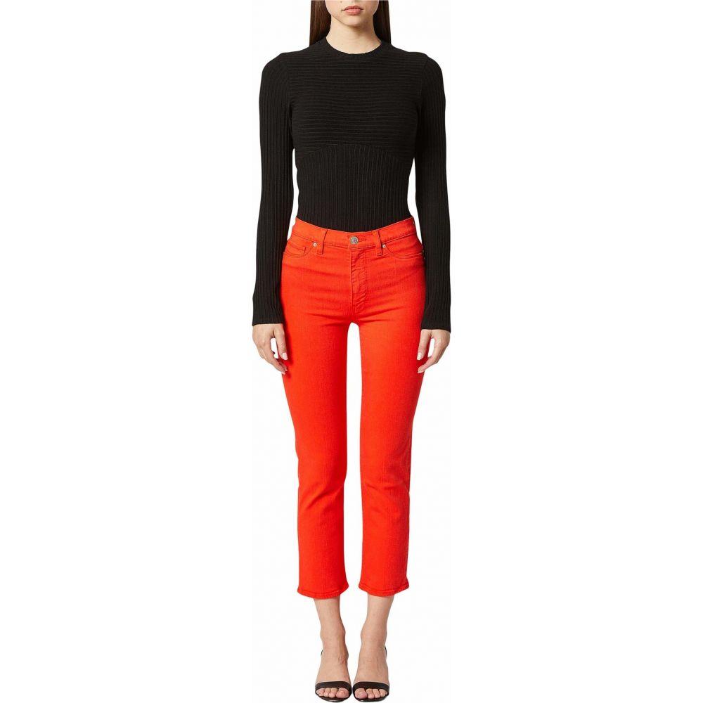 ハドソンジーンズ Hudson Jeans レディース ジーンズ・デニム ボトムス・パンツ【Barbara High-Waist Crop Straight Leg Jeans in Jasper】Jasper