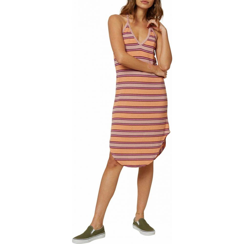 オニール O'Neill レディース ワンピース ワンピース・ドレス【Solara Dress】Pale Mauve