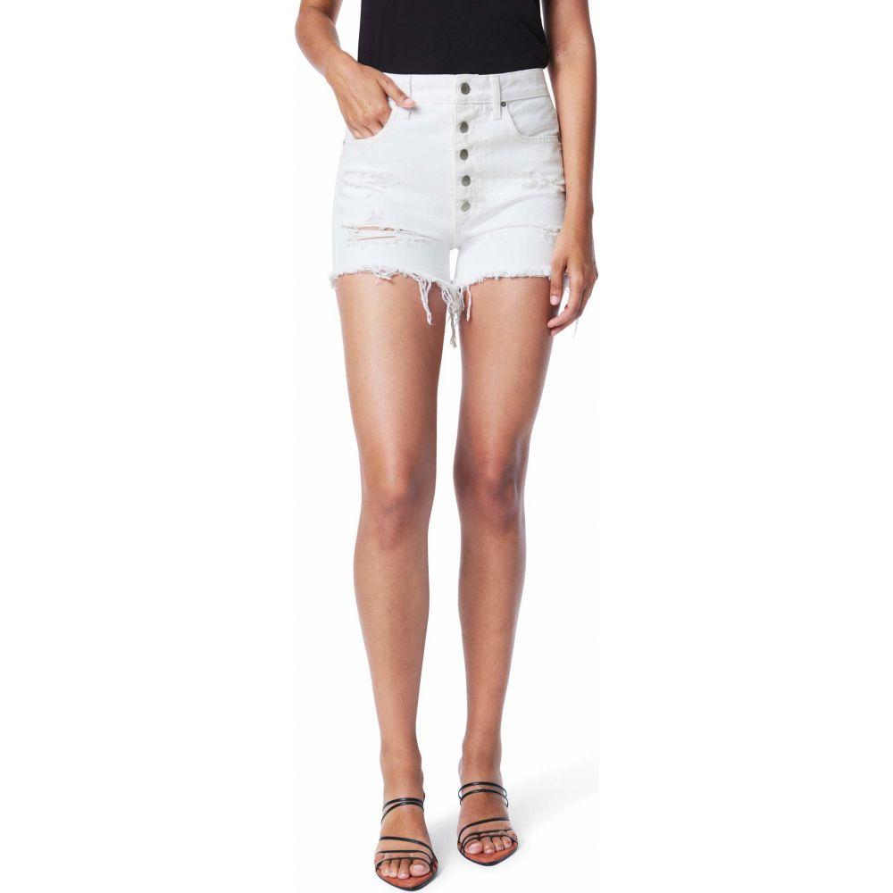 ジョーズジーンズ Joe's Jeans レディース ショートパンツ ボトムス・パンツ【Kinsley Shorts Exposed Button Fly Fray Hem in Daylily】Daylily