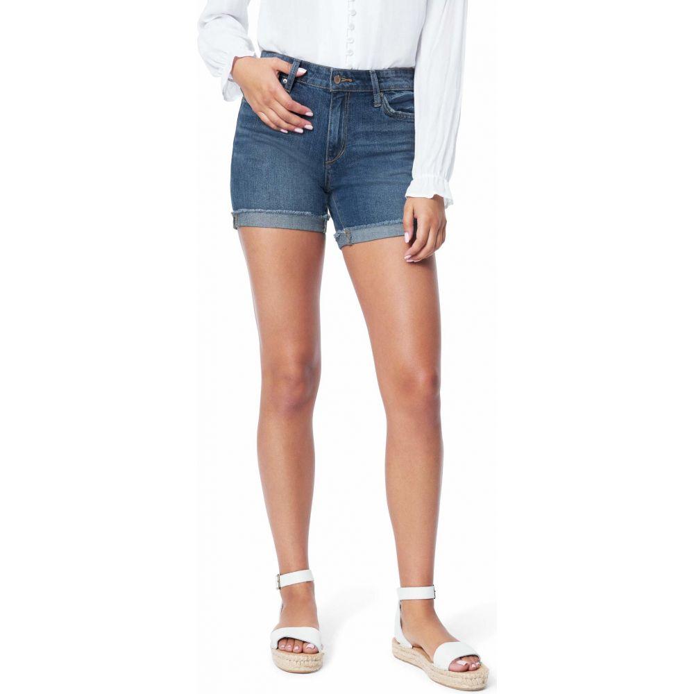 ジョーズジーンズ Joe's Jeans レディース ショートパンツ バミューダ ボトムス・パンツ【5' Bermuda Shorts 1' Single Cuff Fray Hem in Jones】Jones